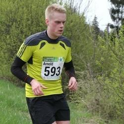 86. Suurjooks ümber Viljandi järve - Arnold Merendi (593)