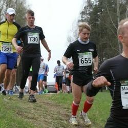 86. Suurjooks ümber Viljandi järve - Aare Hommik (655)