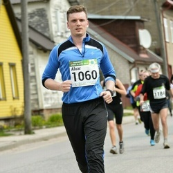86. Suurjooks ümber Viljandi järve - Alvar Uus (1060)
