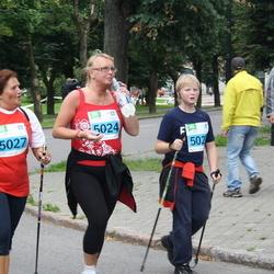 Narva Energiajooks - Anne Palmiste (5024), Agne Niido (5027)