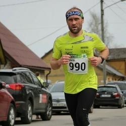 86. Suurjooks ümber Viljandi järve - Björn Puna (990)
