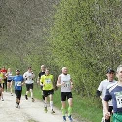 86. Suurjooks ümber Viljandi järve - Aigar Kesas (319), Maik Tukk (681), Arno Bester (2116)