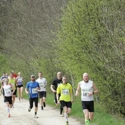 86. Suurjooks ümber Viljandi järve - Aigar Kesas (319), Siim Saidla (338), Maik Tukk (681), Arno Bester (2116)