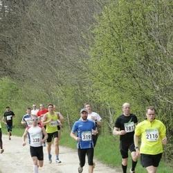86. Suurjooks ümber Viljandi järve - Raul Villo (181), Aigar Kesas (319), Siim Saidla (338), Maik Tukk (681), Arno Bester (2116)
