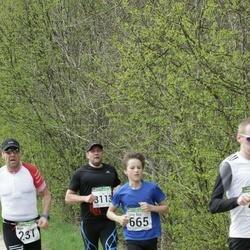 86. Suurjooks ümber Viljandi järve - Ago Teder (237), Tony Ats Tamm (665), Aigar Ojaots (3113)