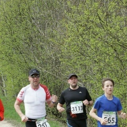 86. Suurjooks ümber Viljandi järve - Jiri Tintera (231), Tony Ats Tamm (665), Aigar Ojaots (3113)