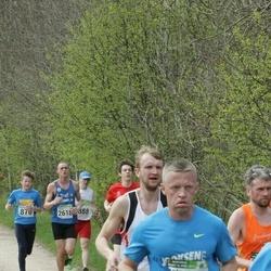 86. Suurjooks ümber Viljandi järve - Ando Hermsalu (740)