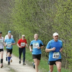 86. Suurjooks ümber Viljandi järve - Morten Vaalma (297), Aare Piire (438)