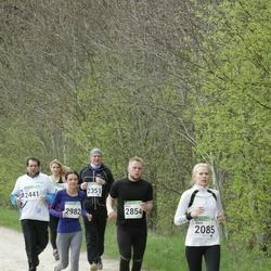 86. Suurjooks ümber Viljandi järve - Berit Rohtjärv (2085), Rain Järveküla (2854)