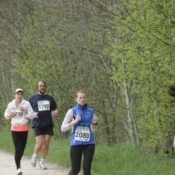 86. Suurjooks ümber Viljandi järve - Birgit Rohtjärv (2080)