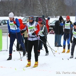 38. Tartu Maraton - Raido Kukk (735), Aarne Leima (889), Eero Soone (1117)