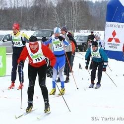 38. Tartu Maraton - Riho Lüüs (356), Erik Maasik (539), Tõnu Ilves (969), Andre Kull (2744)