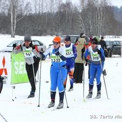 38. Tartu Maraton - Diana Dukan (1327), Andre Kull (2744)