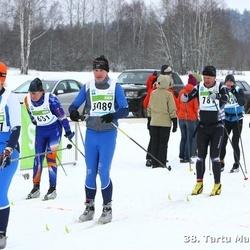 38. Tartu Maraton - Arkadij Balakin (631), Diana Dukan (1327), Priit Pilden (3089)