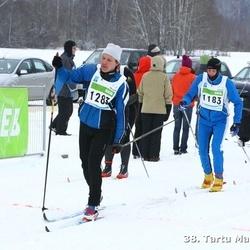 38. Tartu Maraton - Ago Saluveer (1183), Veiko Kivi (1283)
