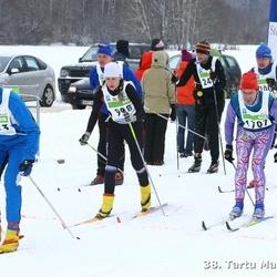 38. Tartu Maraton - Ago Saluveer (1183)