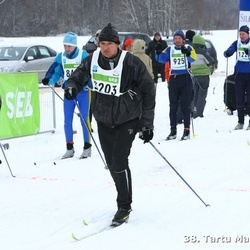 38. Tartu Maraton - Udo Lüüs (925), Aare Viitkin (3203)