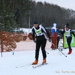 38. Tartu Maraton - Lembit Nöps (1184), Arnold Laasu (3272)