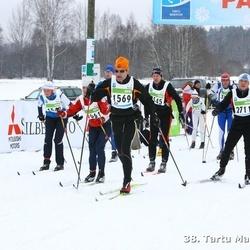 38. Tartu Maraton - Bruno David (1569), Erko Reigo (2711)