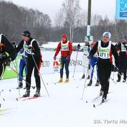 38. Tartu Maraton - Jaak Urm (1049), Bruno David (1569), Erko Reigo (2711)