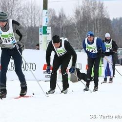 38. Tartu Maraton - Aarto Nousiainen (1740), Erki Vinni (2452)