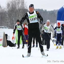 38. Tartu Maraton - Anders Neuman (1581), Veiko Pak (3889)