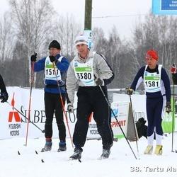 38. Tartu Maraton - Kait Antso (1511), Anders Neuman (1581), Alar Laaneväli (3103), Hugo Kalbus (3380)