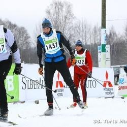 38. Tartu Maraton - Aivar Taro (1437), Martin Kärner (2357)