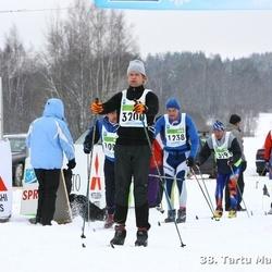 38. Tartu Maraton - Kalmar Kurs (1238), Arno Ojamets (2897), Tõnu Elismäe (3200)