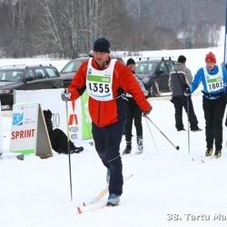 38. Tartu Maraton - Andre Koka (1168), Indrek Laas (1355), Allan Valgerist (1803)