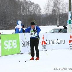 38. Tartu Maraton - Reijo Myllys (2634), Aarne Luud (2900)