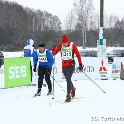 38. Tartu Maraton - Aalo Parmas (1312)