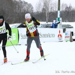 38. Tartu Maraton - Martin Rist (2674), Aadu Roosileht (2859), Signe Ozolina (3727)