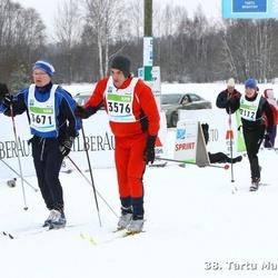 38. Tartu Maraton - Priit Luman (2112), Andras Kaasik (3576), Raiko Uri (3671)