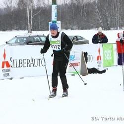 38. Tartu Maraton - Agu Vilu (1845), Priit Luman (2112)