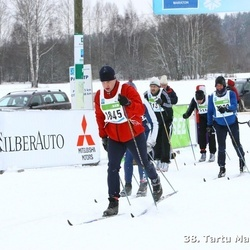 38. Tartu Maraton - Agu Vilu (1845)