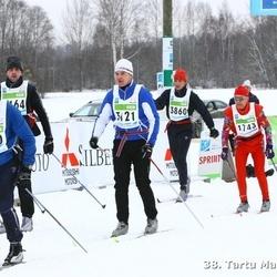 38. Tartu Maraton - Tarmo Sepp (3820), Alvar Tõruke (3860)