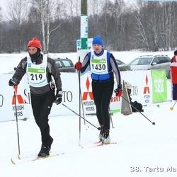 38. Tartu Maraton - Dietmar Schulze (219), Udo Saul (1430), Aavo Halling (3891)