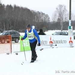 38. Tartu Maraton - Ago Käis (2693)