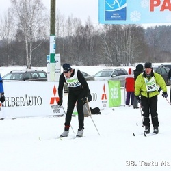 38. Tartu Maraton - Ando Jukk (3850)