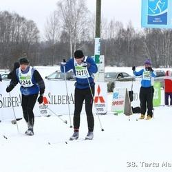 38. Tartu Maraton - Arne Sarapuu (2246), Siim Õunapuu (2370)