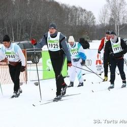 38. Tartu Maraton - Toomas Ruisu (1925), Andrus Ojala (1971), Arkadi Varusk (2960)
