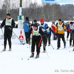 38. Tartu Maraton - Mikk Mailend (1705), Aron Mitt (3847)