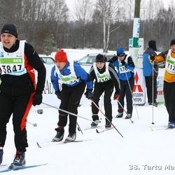 38. Tartu Maraton - Kaido Ohno (712), Jaagup Toome (2626), Aron Mitt (3847)