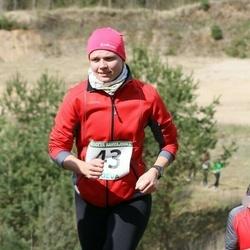 2. Jõgeva Rahvajooks - Annika Loomus (43)