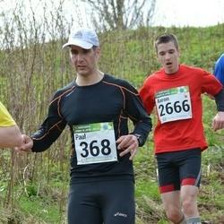 86. Suurjooks ümber Viljandi järve - Paul Põldsaar (368), Aaron Kais (2666)