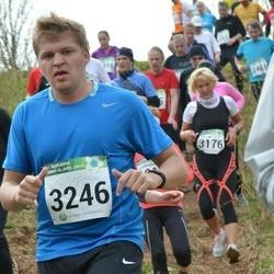 86. Suurjooks ümber Viljandi järve - Ander Sõõrumaa (3246)