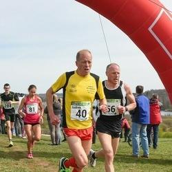 86. Suurjooks ümber Viljandi järve - Indrek Teppo (40), Ago Veilberg (56)