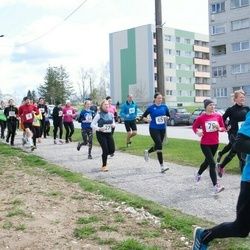 2. Jõgeva Rahvajooks - Tanja Borisova (27), Maria Sarv (65), Arina Bõstrova (79)