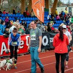 86. Suurjooks ümber Viljandi järve - Birgit Rohtjärv (2080), Taivo Miller (2404)